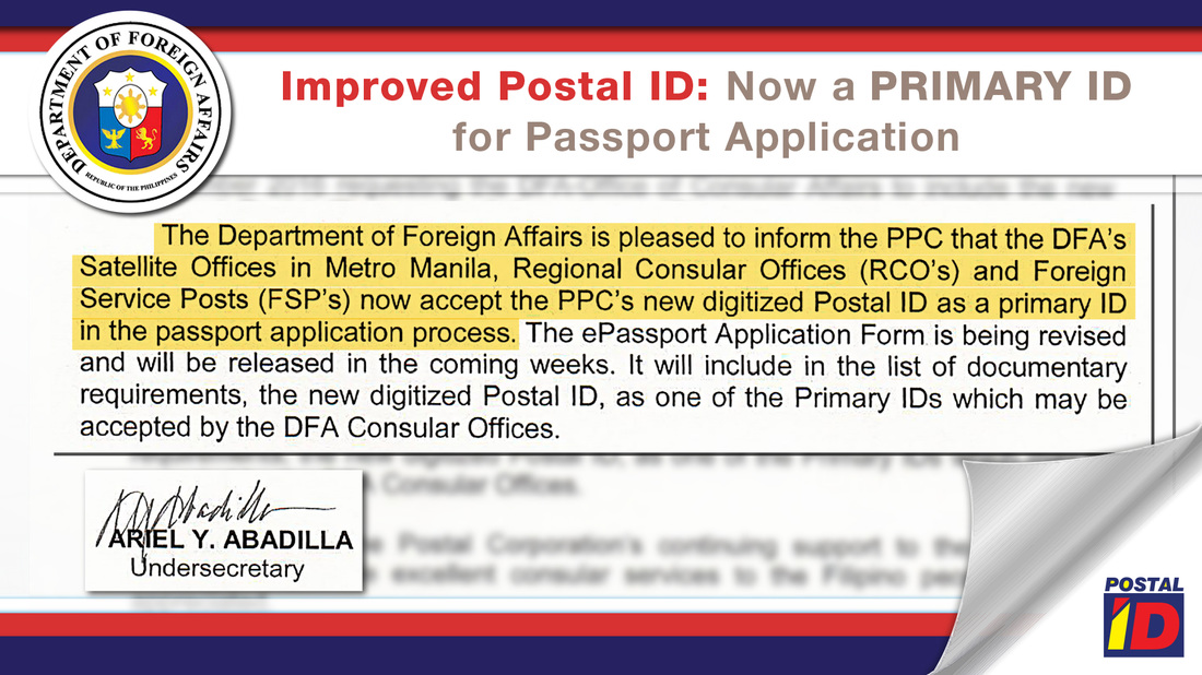 Latest And Current News About The Phlpost Postal Id Philippine
